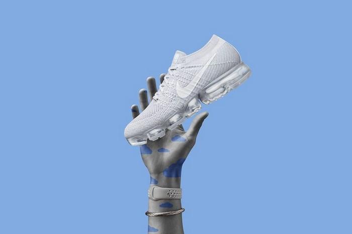Самые гибкие Nike VaporMax