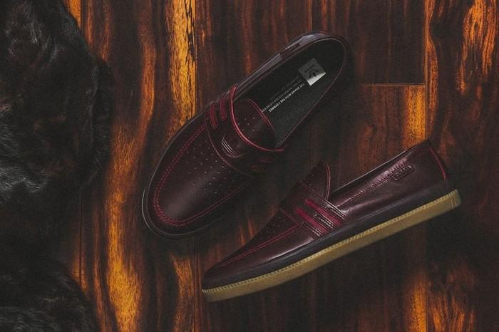 Самые «нарядные» кроссовки Adidas Acapulco Penny Loafers