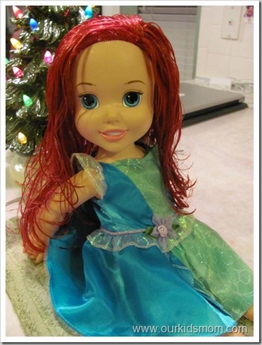 Как распутать кукольные волосы и вернуть любимым игрушкам прежний вид