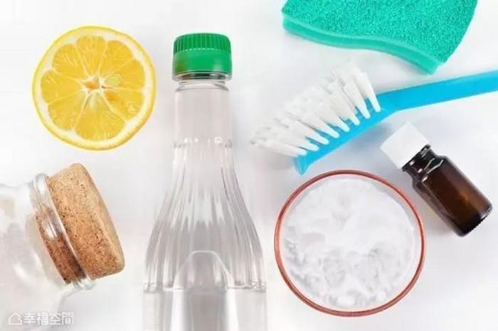 Чистящие средства с натуральным ароматом.