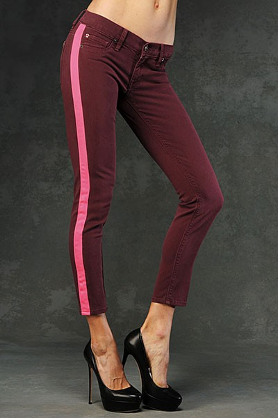 Фосфоресцирующая новинка от  Hudson Jeans