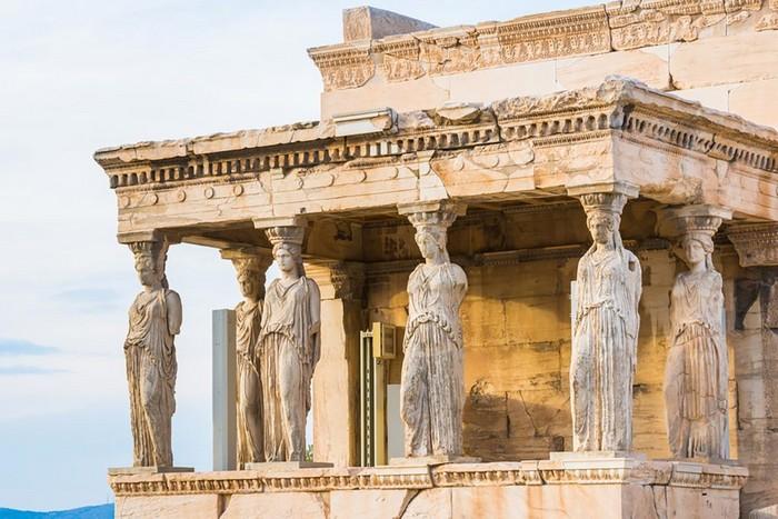 Новые технологии для древнего памятника