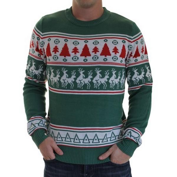 Олени трахаются свитер