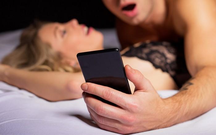 Весь отчёт о любовном марафоне будет предоставлен прямо на смартфон