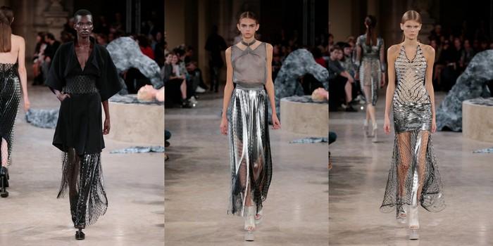 Шоу Iris van Herpen в рамках Недели Моды в Париже