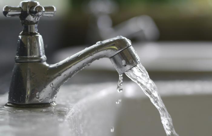 «Суровая» вода из крана