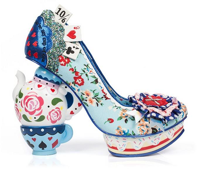10 самых сумасшедших пар дизайнерской обуви от Irregular Choice: One Lump or Two Heels. «Мы все здесь немного сумасшедшие»