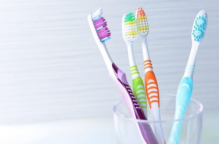 Чтобы быть уверенным в своей зубной щётке.
