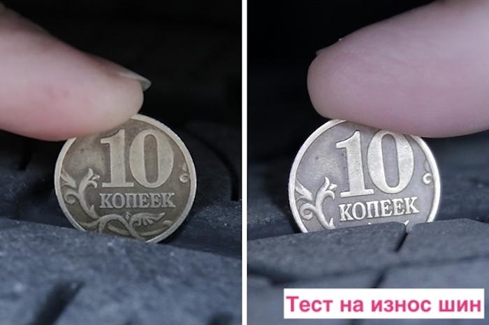 Тест монеткой.