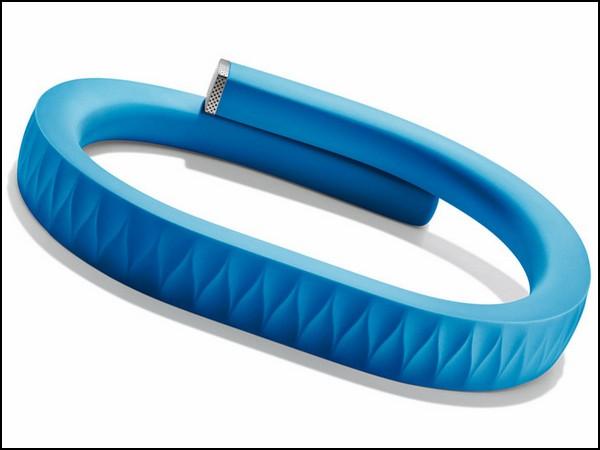 Стильные браслеты Up помогут вести здоровый образ жизни