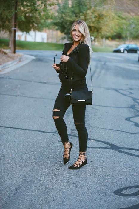 Джинсы как идеальная одежда.