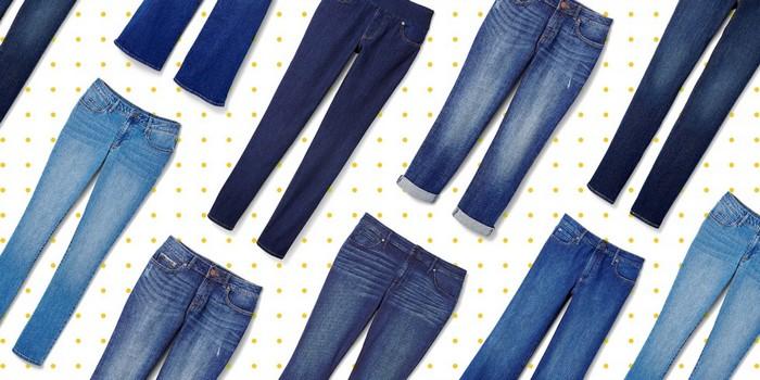 Как выбрать идеальные джинсы для каждого типа фигуры