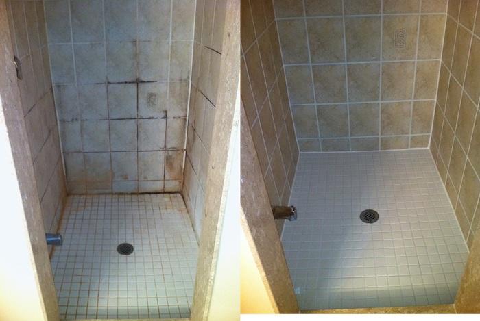 Ванная не всегда оказывается такой чистой, как хотелось бы.
