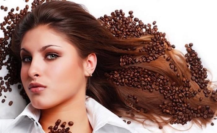 Кофе для тёмных волос.