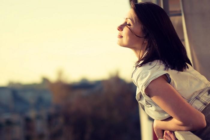 Маленькие перемены иногда приносят большое счастье.