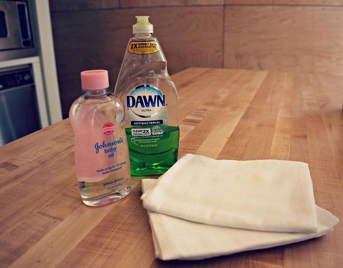 Всё, что нужно для чистоты и блеска.