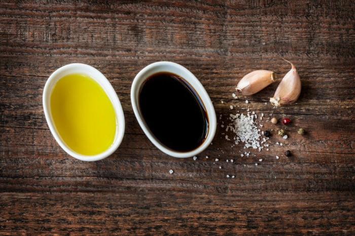 Бенефис оливкового масла.