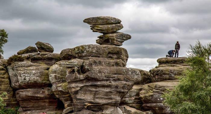 Природа обтачивала эти камни до идеального баланса целых 320 миллионов лет.