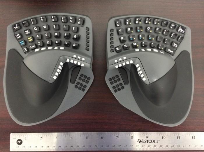KeyMouse – самая удобная клавиатура?