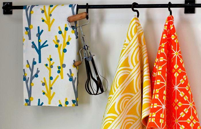Почему так важно стирать кухонные полотенца каждую неделю.