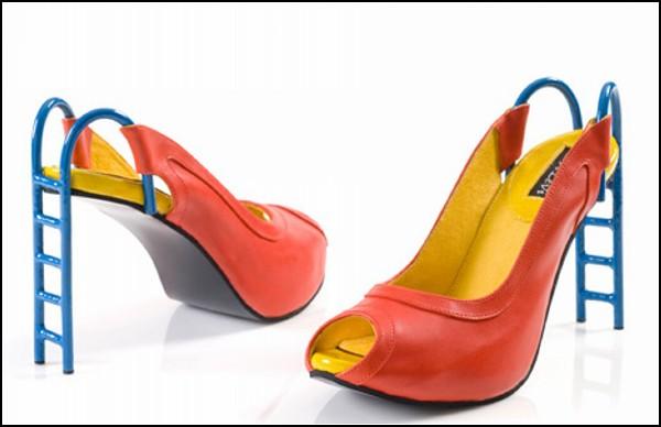 Необычные туфли Slide от Kobi Levi