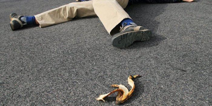 Банановая кожура может быть источником пользы, а не комичных неприятностей.