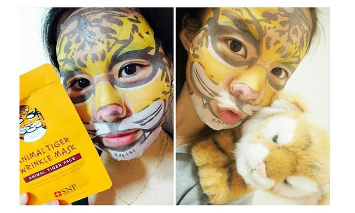 «Звериные маски» из Кореи поражают не только результатом, но и дикой мимимишностью