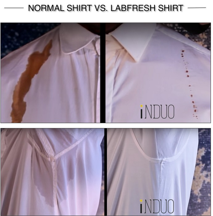Labfresh – белоснежные рубашки, которые невозможно испачкать или  мастхэв любого офисного сотрудника