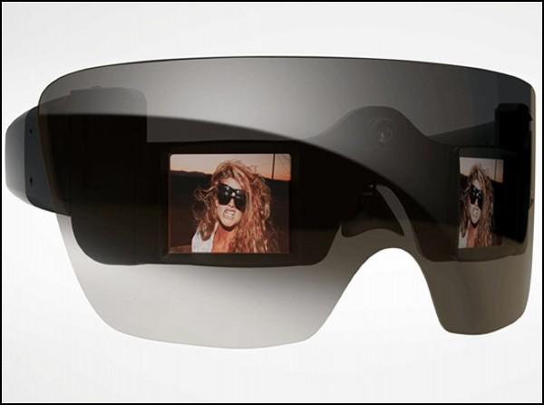 Новые очки Polaroid со встроенной фото- и видеокамерой