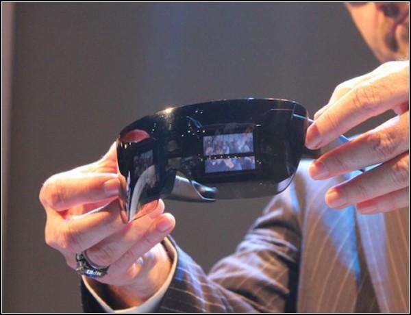 Очки Polaroid с функциями камеры