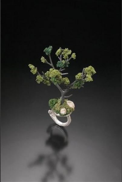 Умиротворяющие «портативные» сады Дзен от Сары Худ (Sarah Hood)