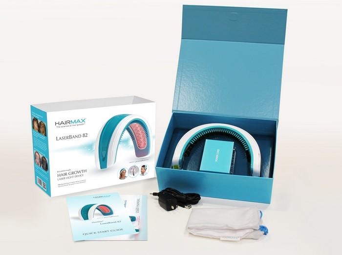 Лазерный обруч для роста волос LaserBand 82