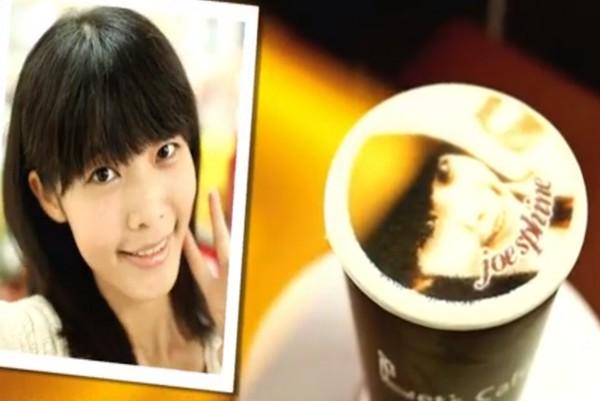 Кофе-латте с вашей фотографией: для тех, кто хочет себя съесть
