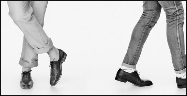 Стильную обувь индивидуального пошива можно персонализировать ещё больше