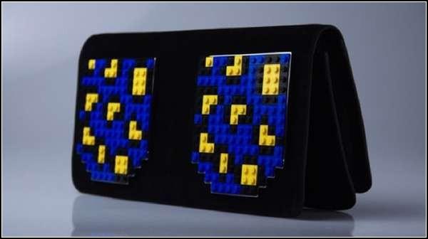 Недетские сумочки из детского конструктора Lego