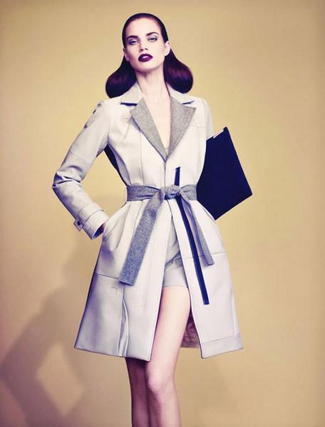 Коллекция уникальной одежды, обуви и аксессуаров от Vogue и Lexus CT