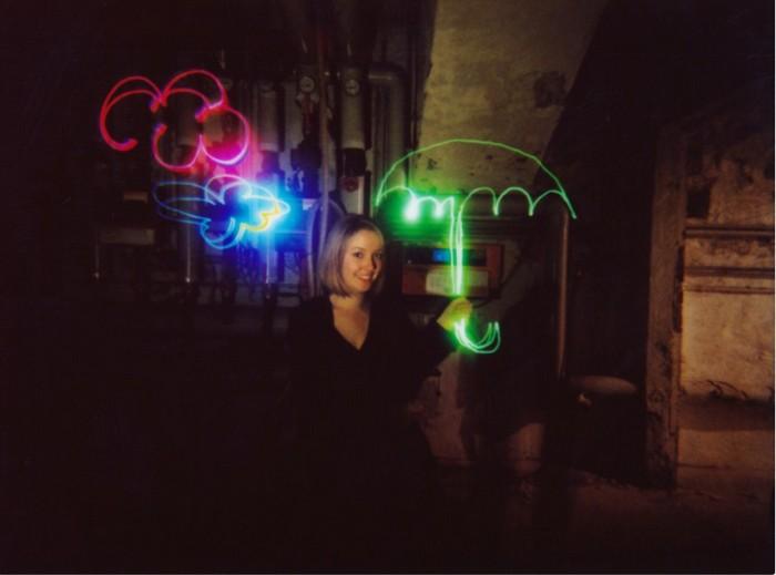 Light Painter – девайс для «рисования светом» на фото или фризлайта