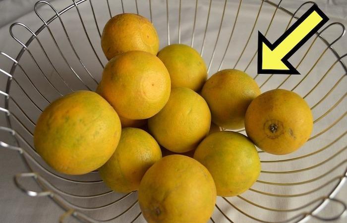 Что не так с лимоном «в пятнышко»?