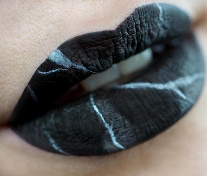 10 сумасшедших вариантов макияжа губ, которые будут в тренде этим летом