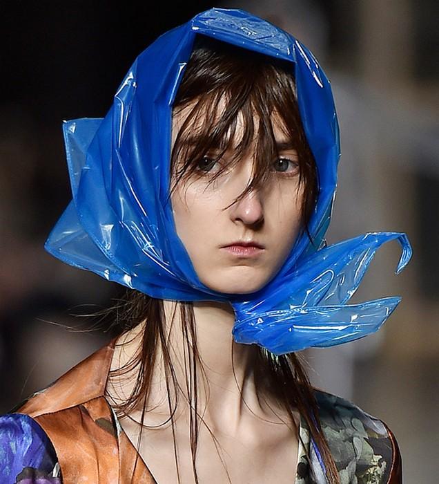 6 главных бьюти-трендов Недели моды в Лондоне:  Cristopher Kane