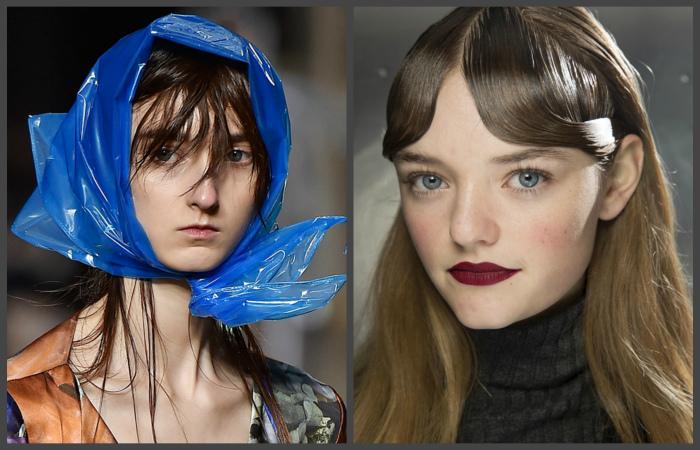 6 главных бьюти-трендов последней London fashion week
