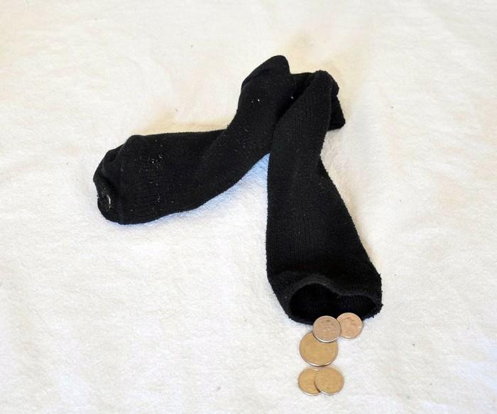 Что делать с носком без  пары: 20 полезных идей