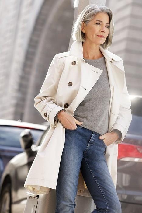 11 советов стилистов для зрелого, но нескучного гардероба