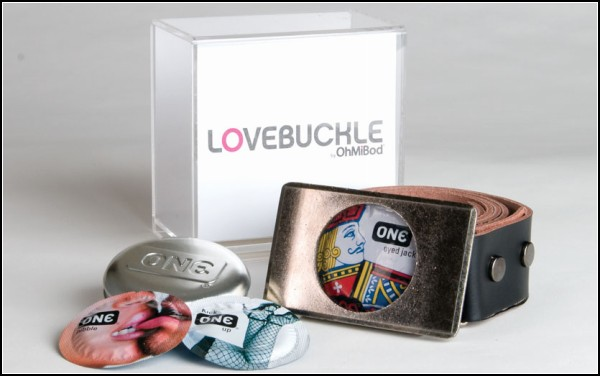 Предохранительный пояс Love Buckle