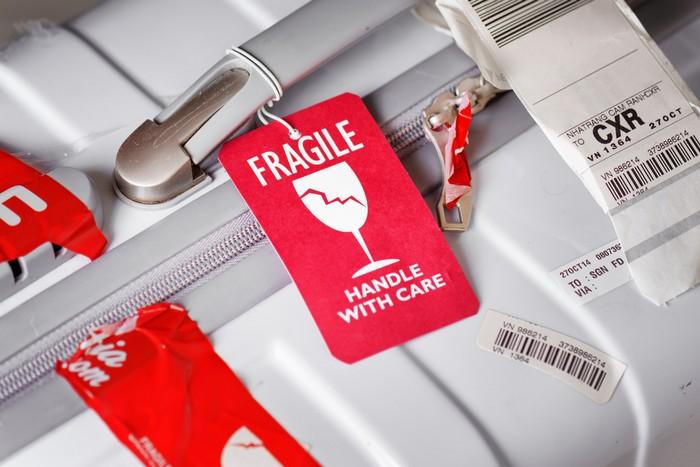 Всё, что нужно багажу для безопасного полёта.