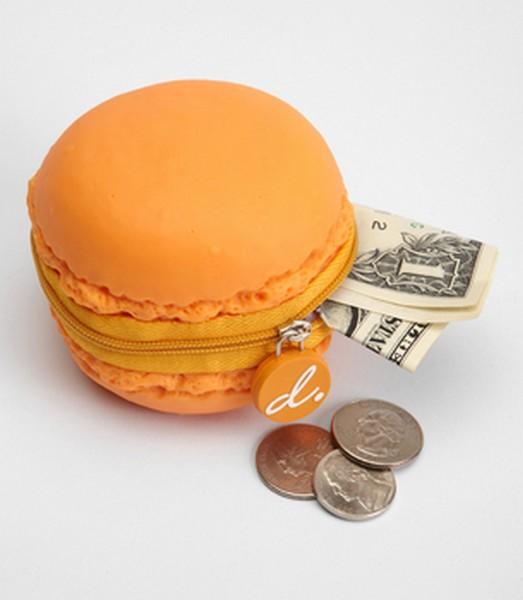 Ароматные кошельки в форме французских пирожных Macaroon