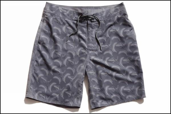 Пляжные шорты с сюрпризом