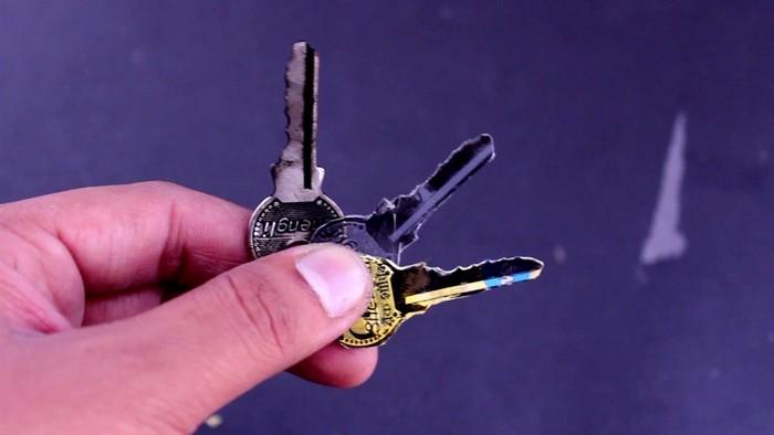 Как просто сделать дубликат любого ключа