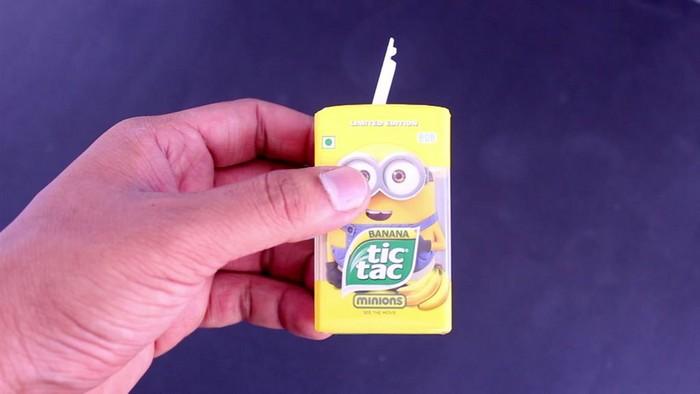 Убедитесь, что пластиковая карточка уже ненужная.