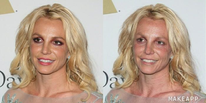 The MakeApp – приложение, которое позволяет виртуально стереть макияж.